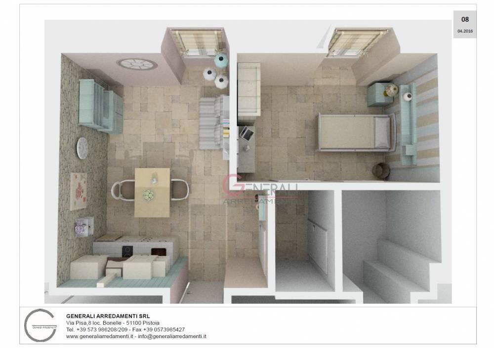 Progettazione terapeutica centro diurno generali for Arredamenti case di riposo