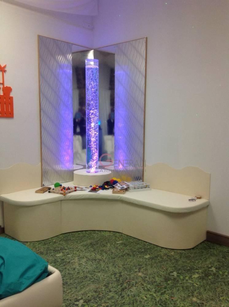 Terapie non farmacologiche stanza multisensoriale for Arredamenti case di riposo