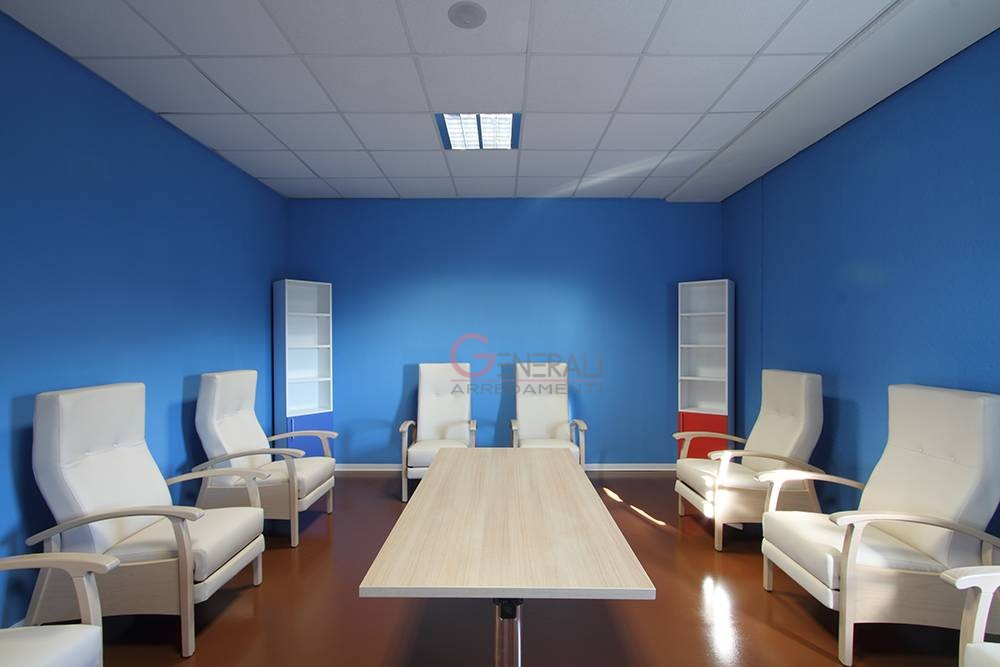 Realizzazione di ambienti per alzheimer centro temenos for Arredamenti case di riposo