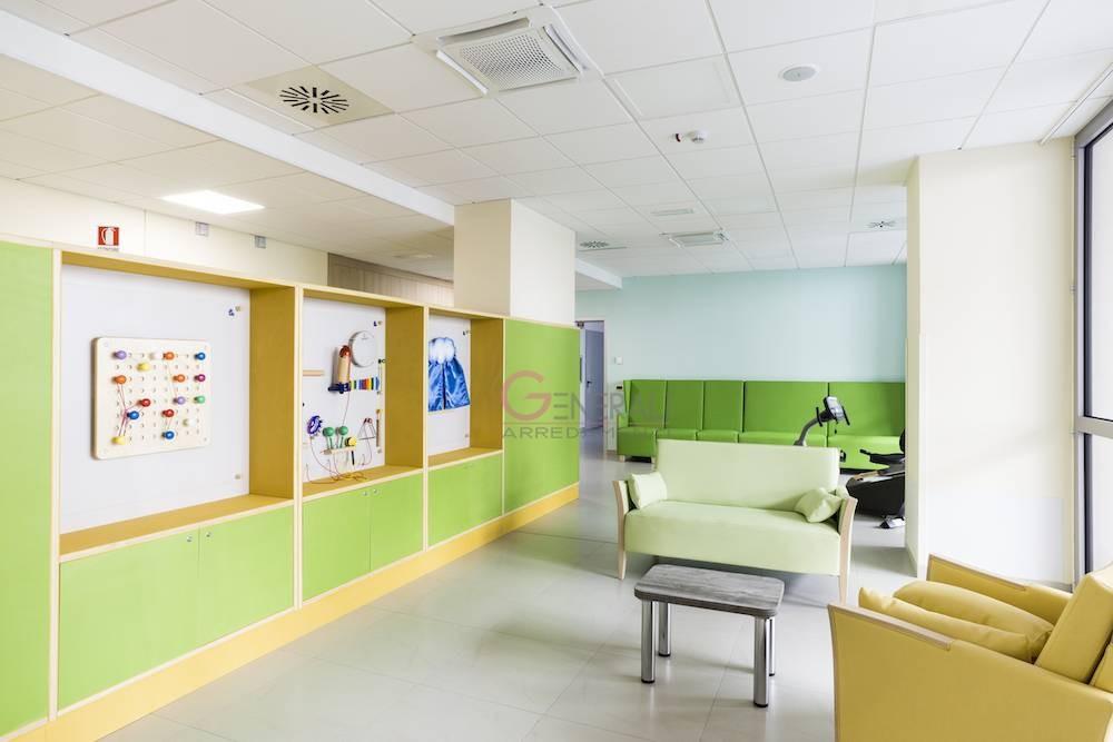 Realizzazione di ambienti per alzheimer generali for Arredamenti case di riposo